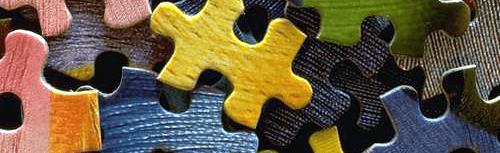 Piezas Puzzle Desordenadas