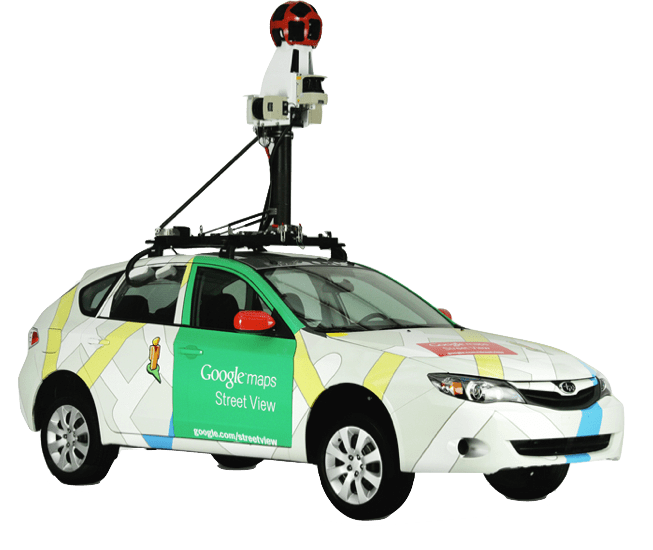 google-street-picture-car