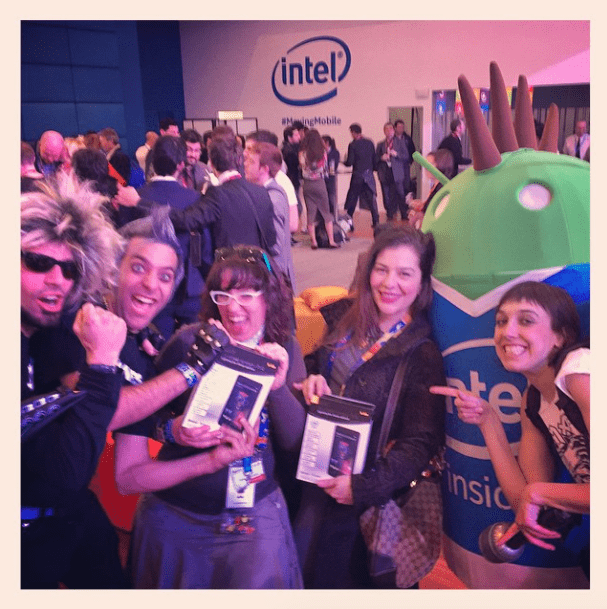 tablet intel